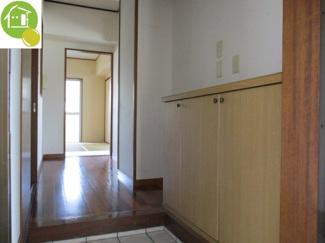【玄関】スカイマンション