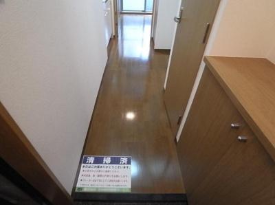【玄関】ロアール御茶ノ水妻恋坂