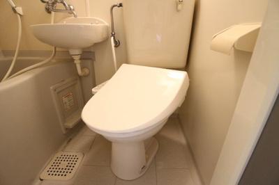 【トイレ】コウアロイヤル垂水