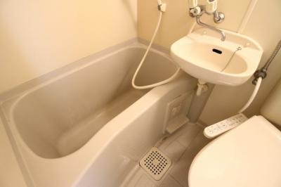 【浴室】コウアロイヤル垂水