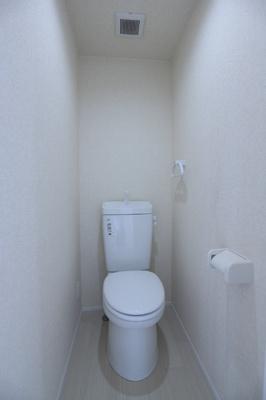 【トイレ】リッツハイツ大町