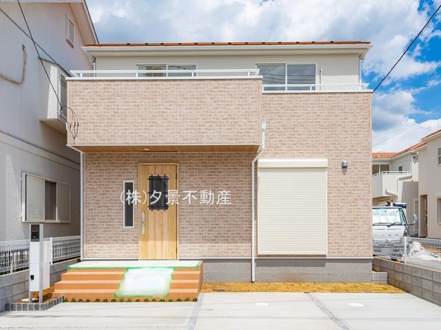 【外観】見沼区島町142(全5戸1号棟)新築一戸建てリーブルガーデン