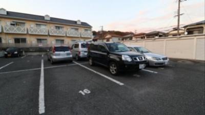【駐車場】フレグランス西脇B