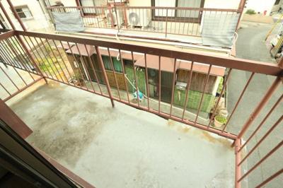 【バルコニー】山手5丁目連棟