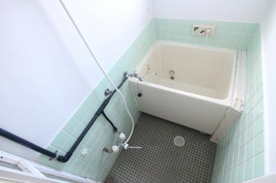 【浴室】霞が丘吉川ハイツ