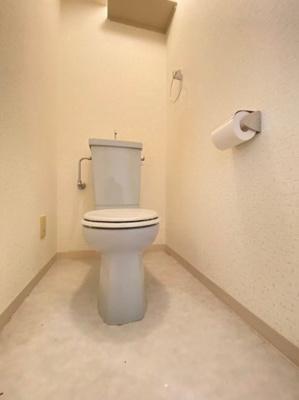 【トイレ】サンコート垂水