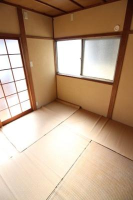 【寝室】グロリアハイツ
