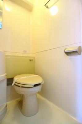 【トイレ】フローラ千代が丘