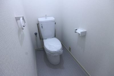 【トイレ】ハイツジェームス山
