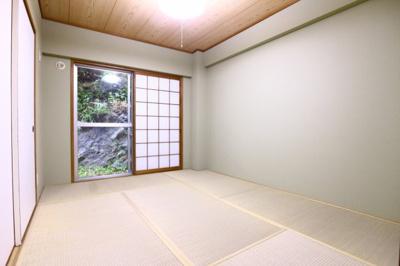 【和室】ハイツジェームス山