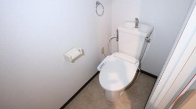【トイレ】ハピネス垂水山手