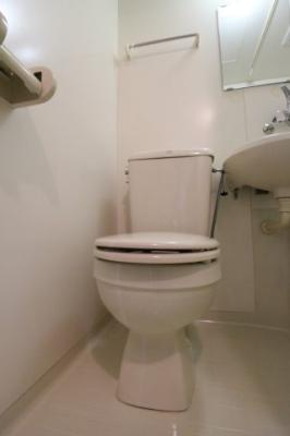 【トイレ】サンマリン名谷