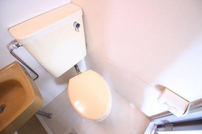 【トイレ】パーソナルハイツ垂水