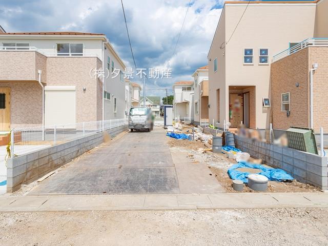 【外観】見沼区島町142(全5戸3号棟)新築一戸建てリーブルガーデン