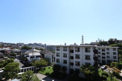 【展望】狩口台東住宅3号棟