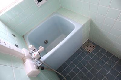 【浴室】狩口台東住宅3号棟