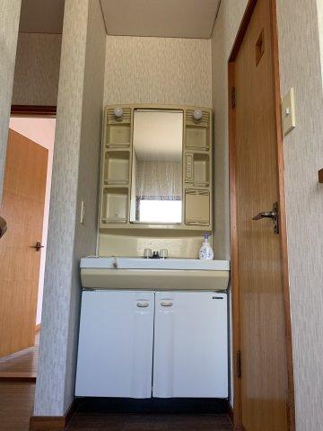 ※2階洗面台