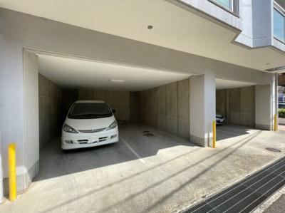 【駐車場】コーポネーション桃山台