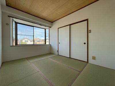 【寝室】コーポネーション桃山台