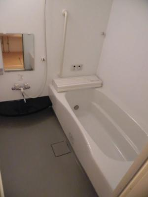 【浴室】グリーンクレスト B棟