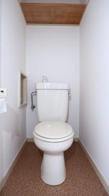 【トイレ】ウエストパレスⅠ