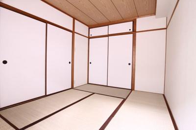 【寝室】浜第一マンション