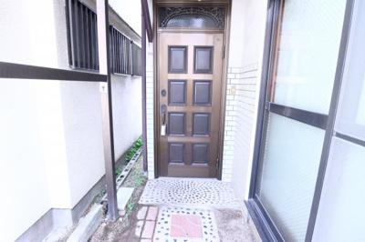 【エントランス】福田1丁目貸家