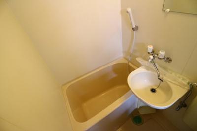 【浴室】サニーパレス清水が丘