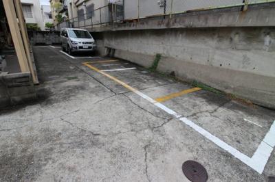 【駐車場】ビューティハイツ
