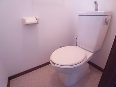 【トイレ】グレース一番館