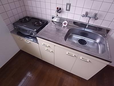 【キッチン】グレース一番館