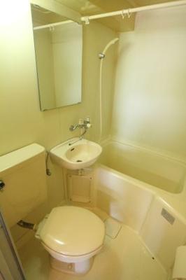 【浴室】滝の茶屋ヤングパレス