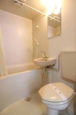 【浴室】野沢マンション