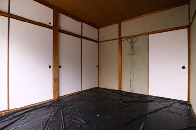 【寝室】舞子台5丁目テラスハウス