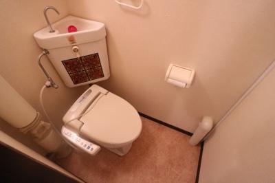 【トイレ】狩口台住宅34号棟