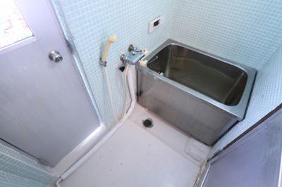 【浴室】狩口台住宅34号棟