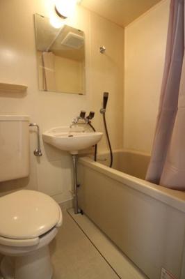 【浴室】リバーサイド山本