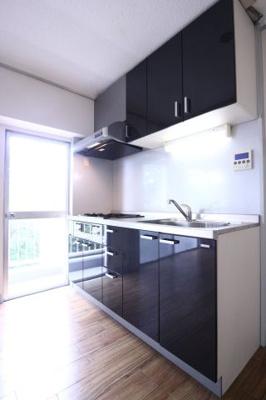 【キッチン】神陵台厚生年金住宅4号棟