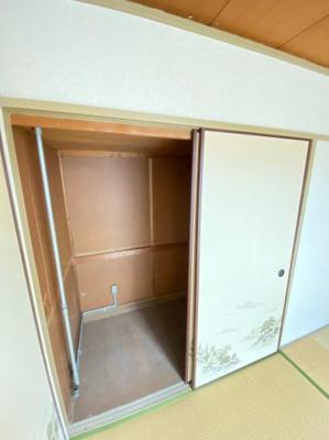 【収納】上高丸厚生年金住宅3号棟