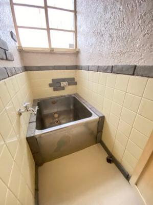 【浴室】泉が丘アンティークなテラスハウス
