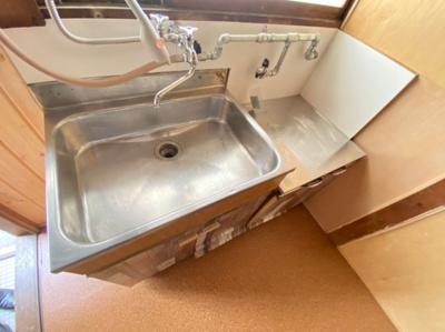【キッチン】泉が丘アンティークなテラスハウス
