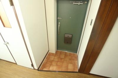 【玄関】狩口台住宅21号棟