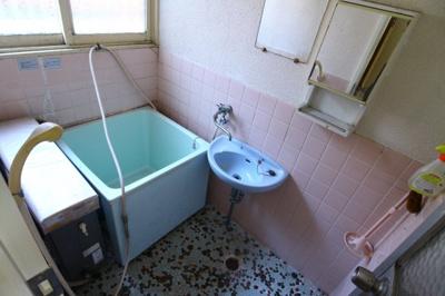 【浴室】赤羽ハイツ