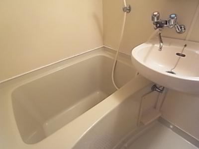 【浴室】メゾンドアルニカ