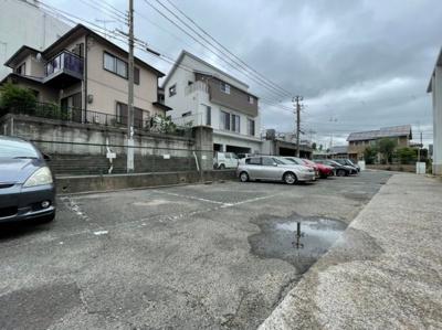 【駐車場】垂水農住団地2号棟