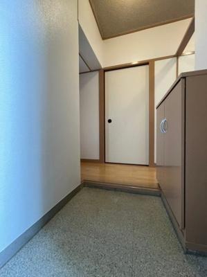 【玄関】垂水農住団地2号棟