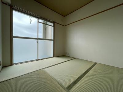 【寝室】垂水農住団地2号棟