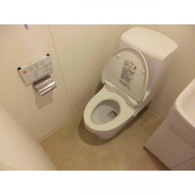 【トイレ】アソシエール高島平