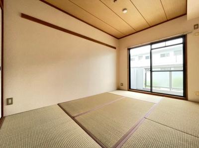 【和室】ガーデンハイツ桃山台2番館