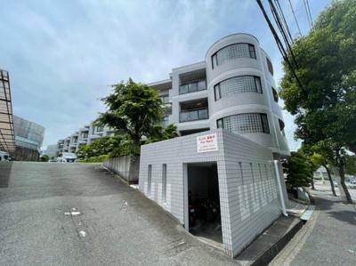 【外観】ガーデンハイツ桃山台2番館